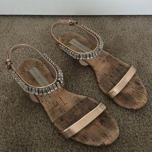 🌸SOLD🌸Stella McCartney Jodie embellished sandals